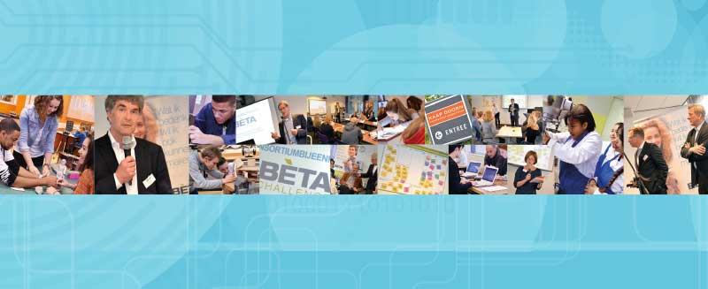 Bèta Challenge krijgt een nieuwe website en online platform